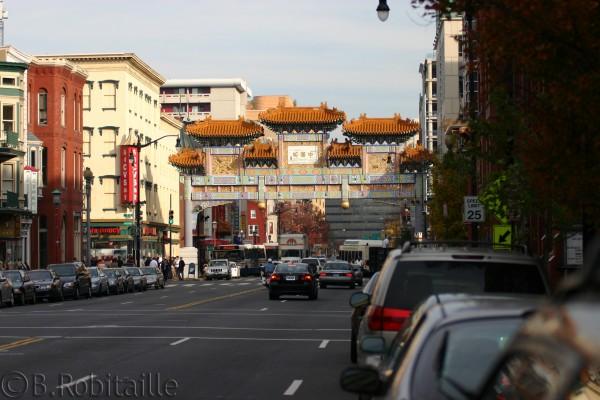 Chinatown Gate, Washington D.C.