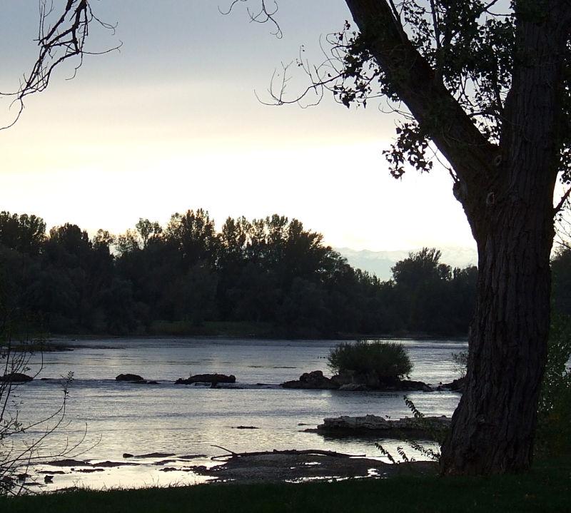 Au bord de la Garonne, Portet sur Garonne