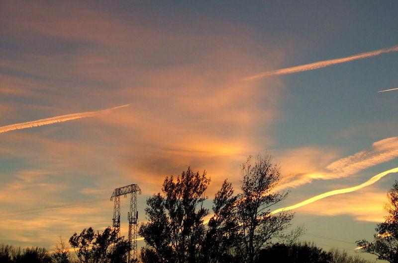 A Ghost in the Sky - Un Fantôme dans le Ciel
