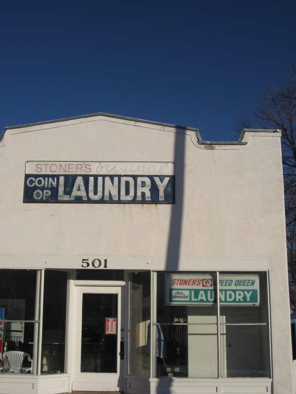 Stoner's Laundry