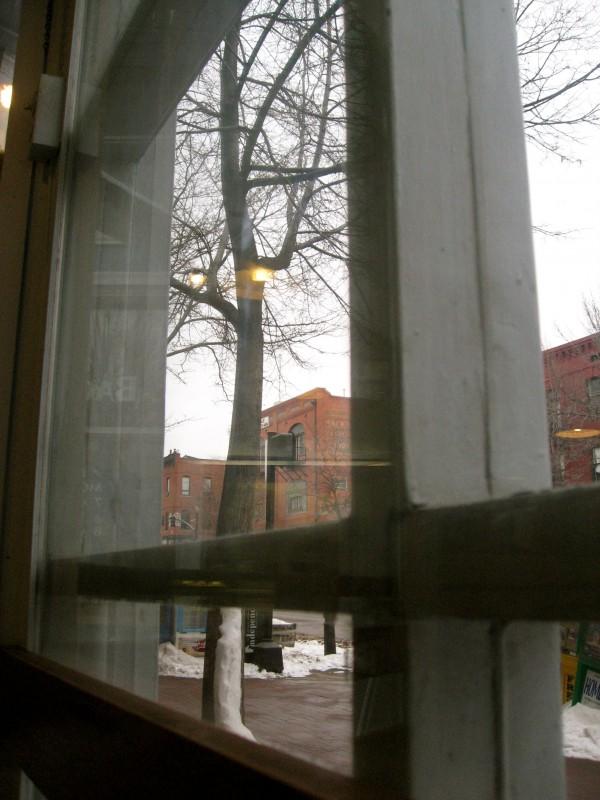 La fenêtre à La Baquette