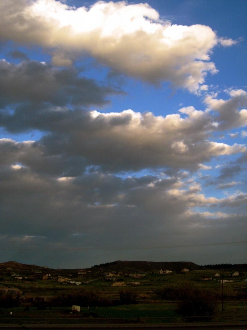 Veil of Clouds