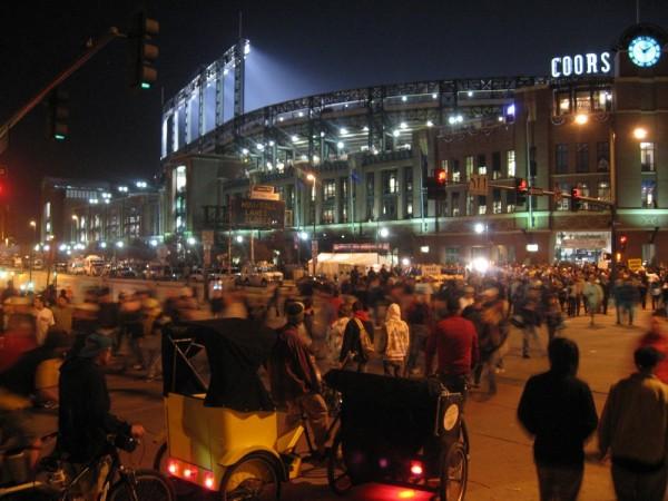 Pedicab Junction