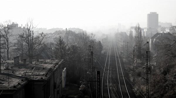 the tracks from csukló utca
