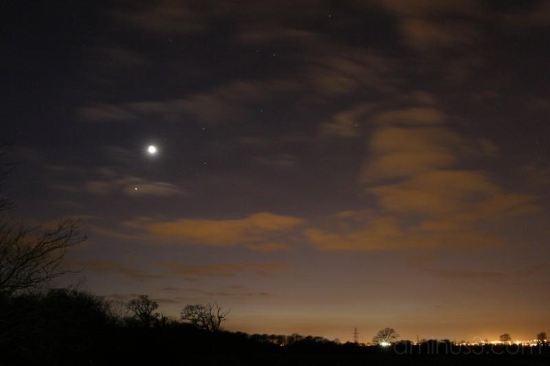 Moon shine by Craig Brophy