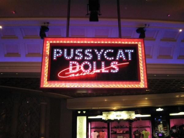 Pussy Cat Dolls in Vegas