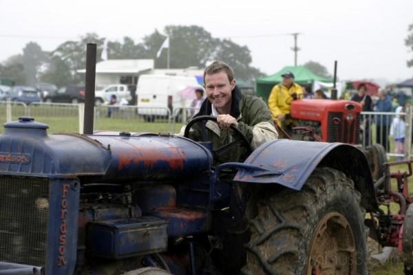 Tractor boy Ash