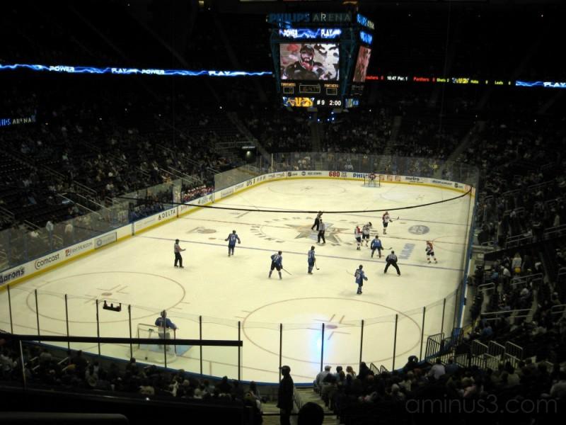 NHL ice hockey