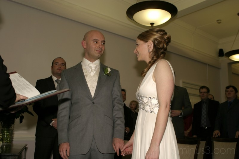 Paul and Karen's Wedding by Craig Brophy