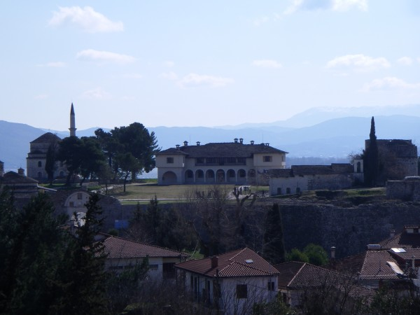Ioannina Greece Byzantine museum