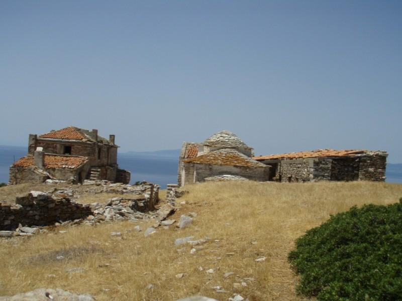 monastery at Skanjoura