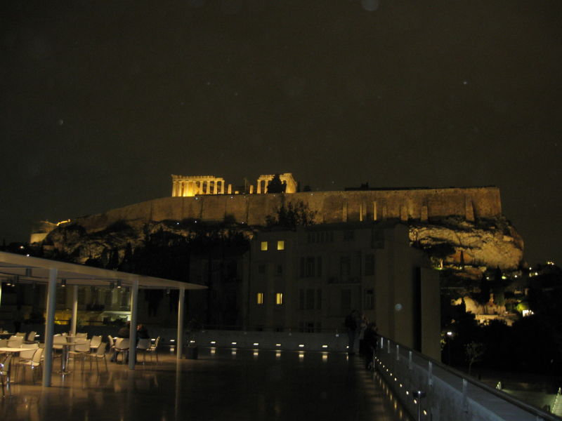 the new ACROPOLIS museum 3