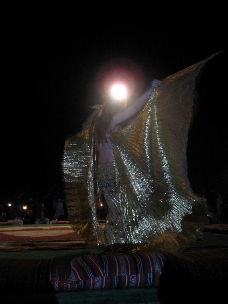 the moon dancer