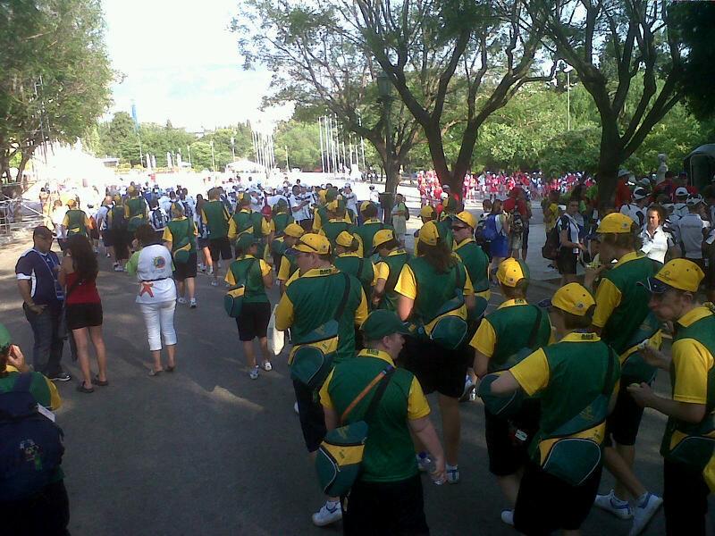 Closing Ceremony Special Olympics 2011.1