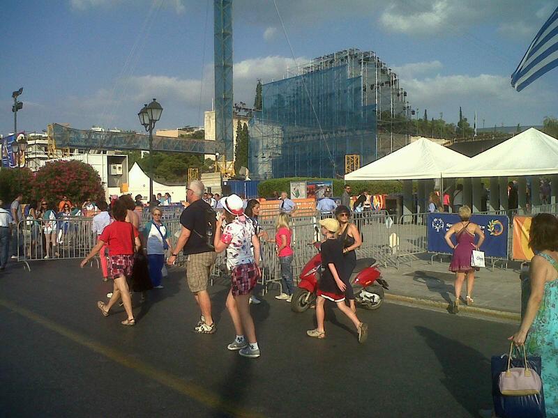 Closing Ceremony Special Olympics 2011.3