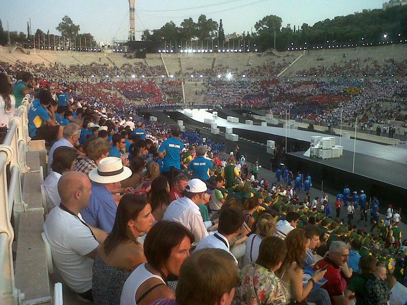 Closing Ceremony Special Olympics 2011.6