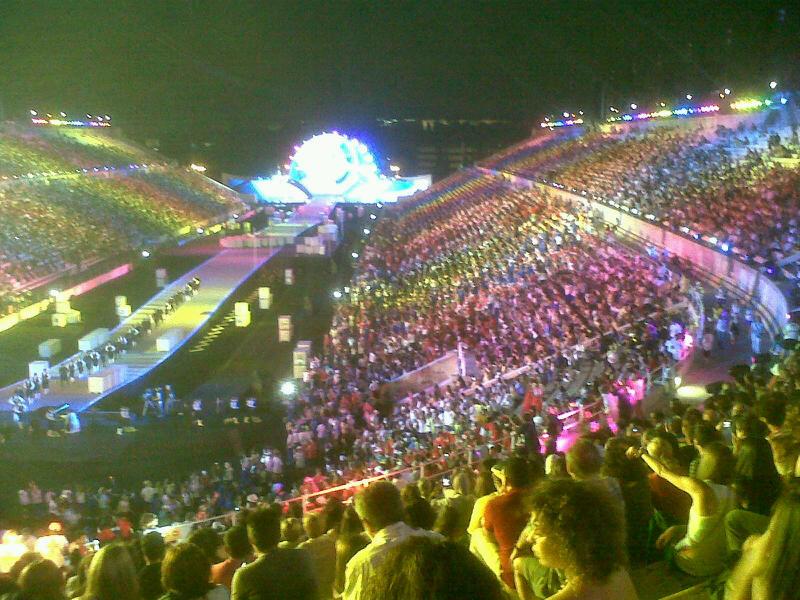 Closing Ceremony Special Olympics 2011.9
