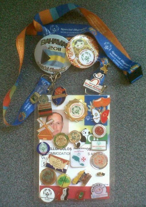 Closing Ceremony Special Olympics 2011.11