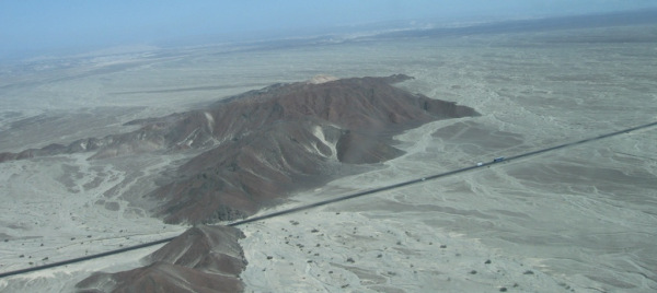 the Nazca plain