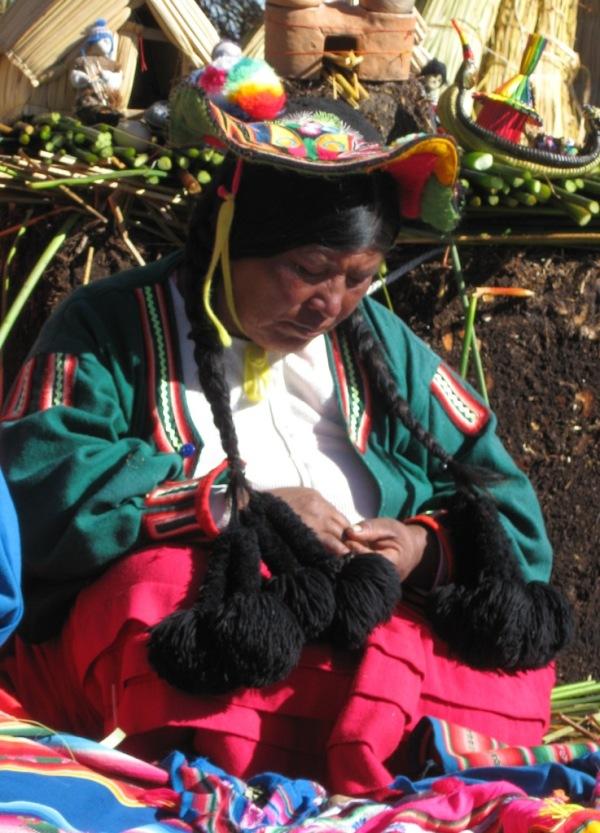 Titicaca Lady