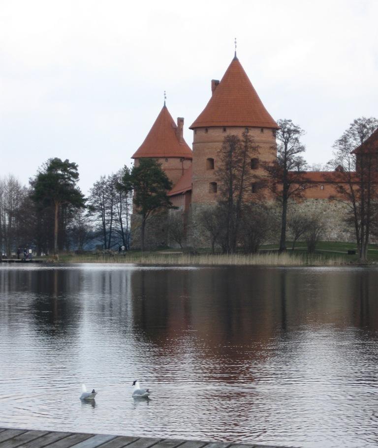 Trakai castle 3