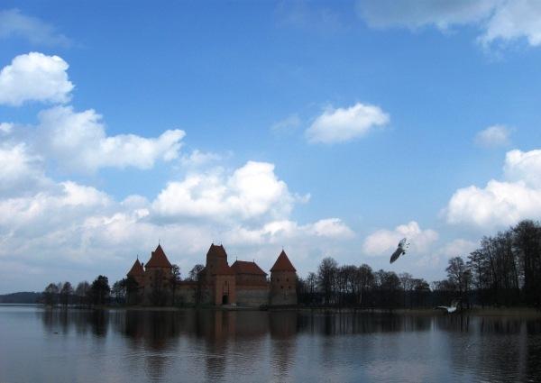 Trakai castle 4