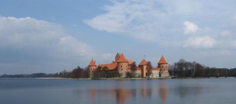 in love with Trakai
