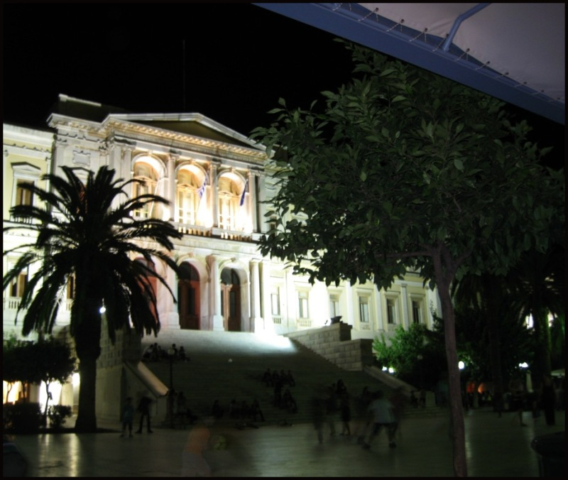 Syros town hall 1