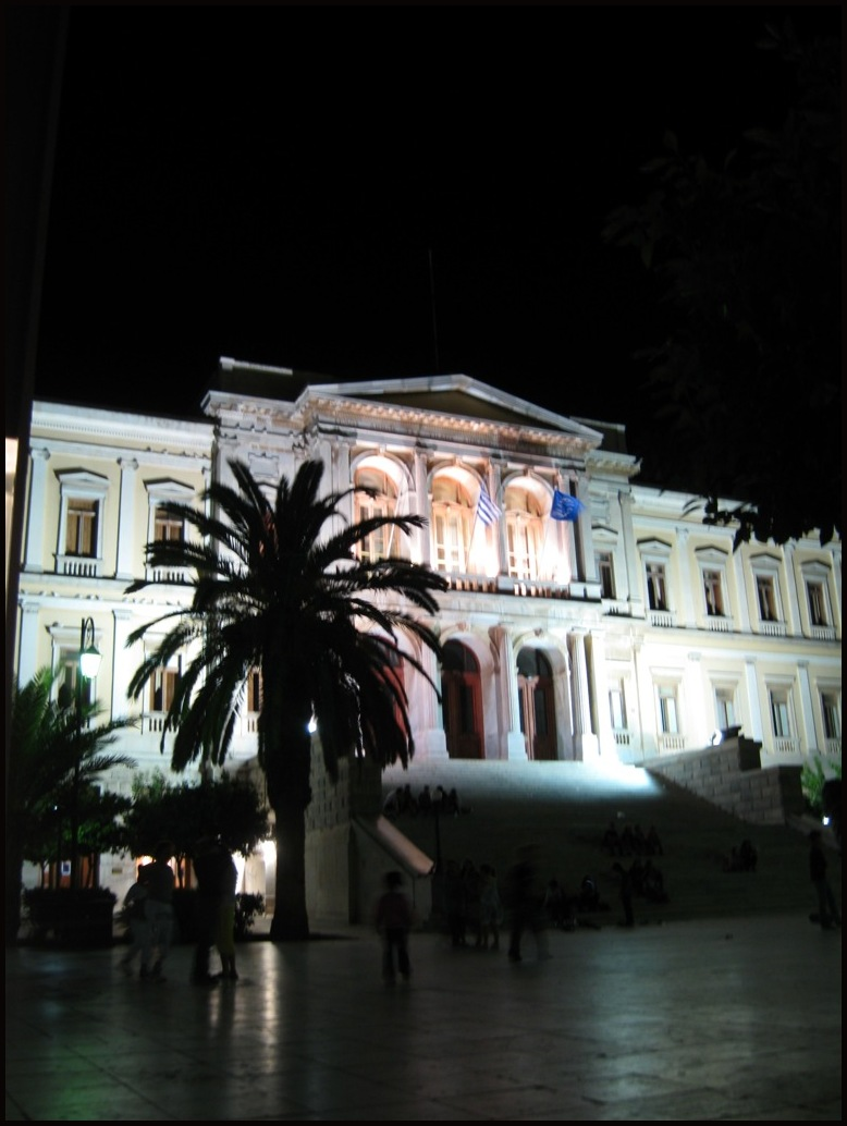 Syros town hall 2
