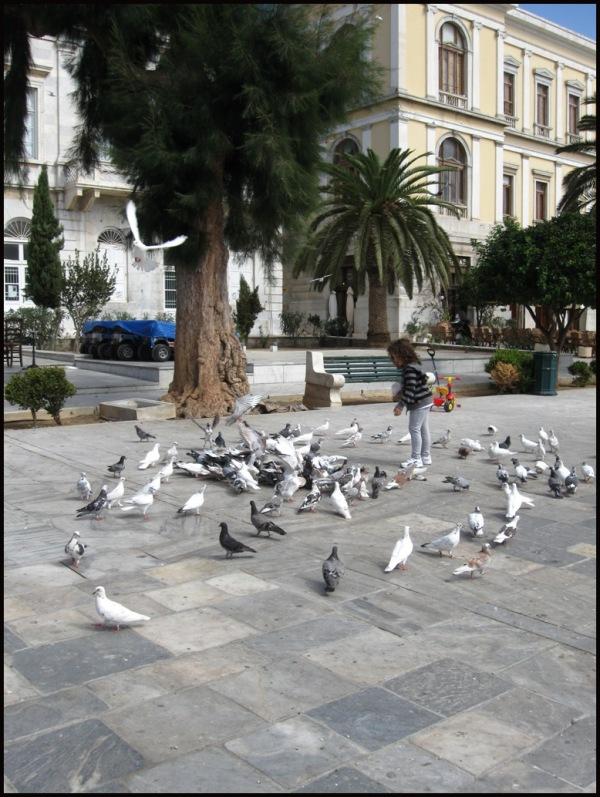 feed the birds, ta-pence, ta-pence a day.....
