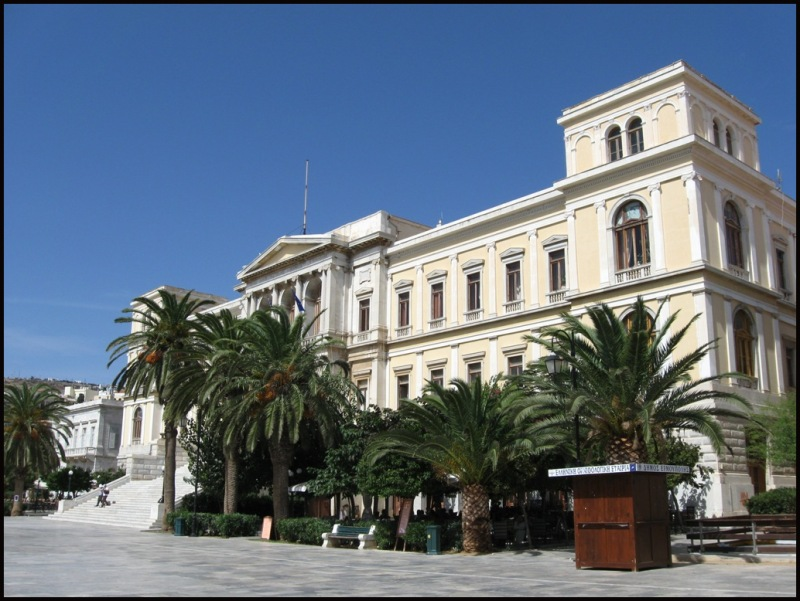 Syros town hall 3