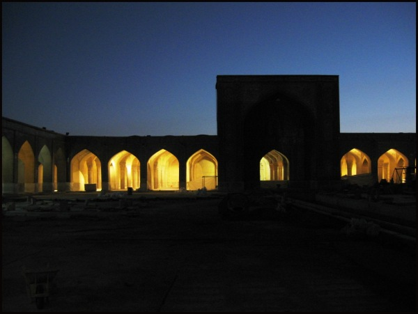 the Friday mosque