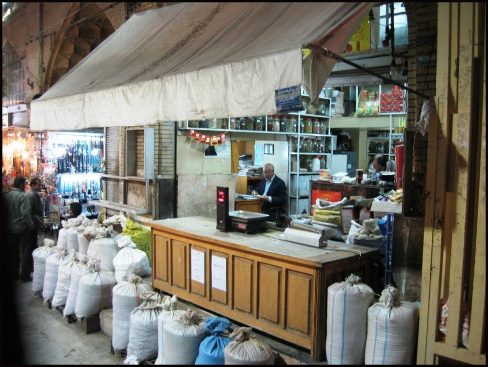 Shiraz market 2