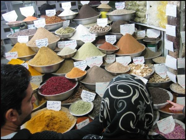 Shiraz market 3