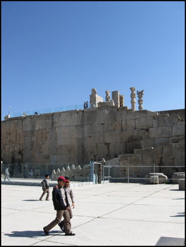 welcome to Persepolis