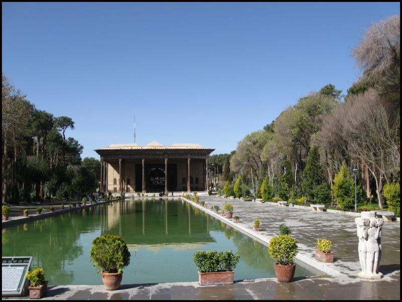 Isfahan garden