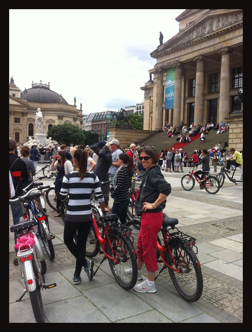 lets take a bike ride in Berlin boys & girls