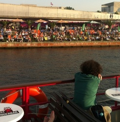 Berliners on the river 1