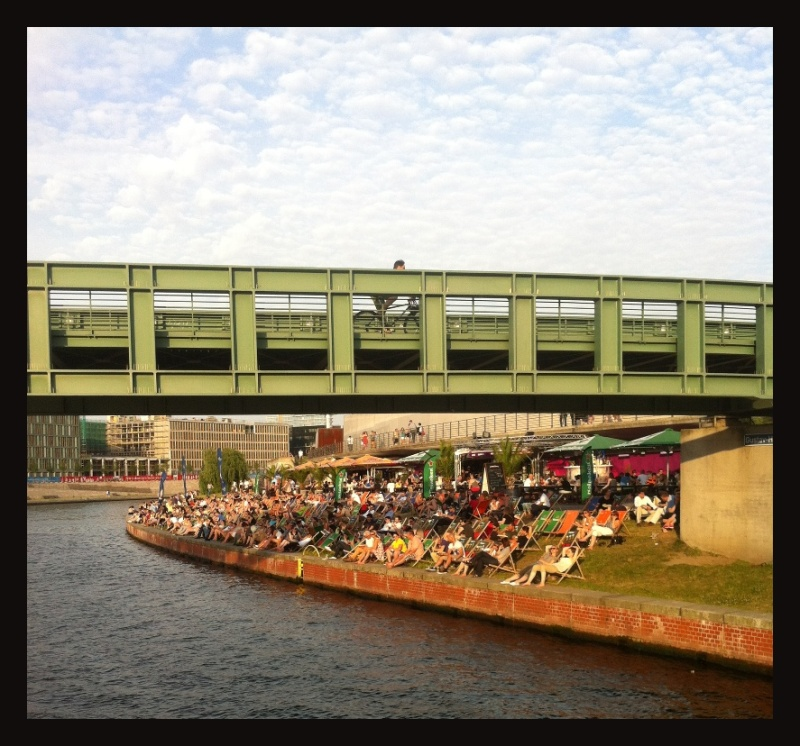 Berliners on the river 3