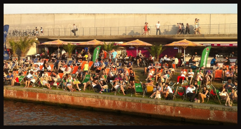 Berliners on the river 4