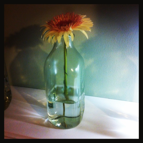 in the bottle