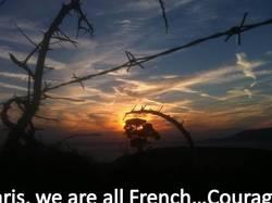 Paris-Courage