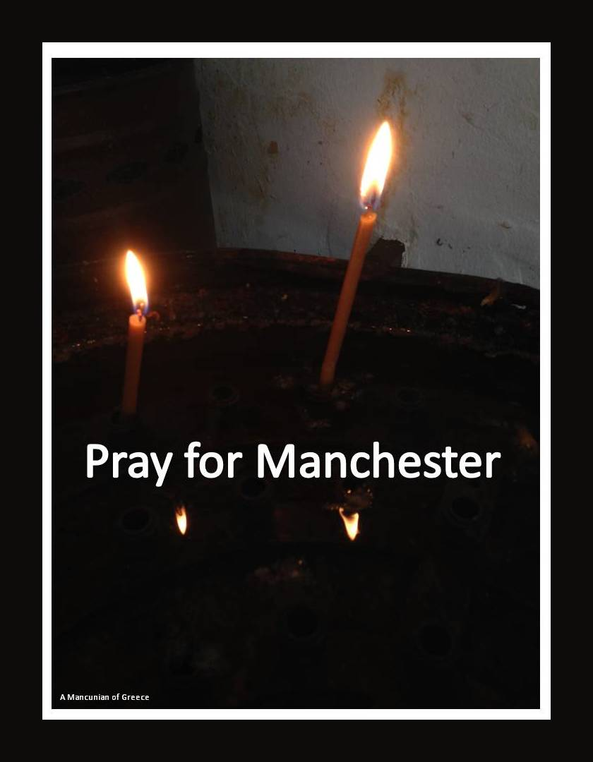 pray for Manchester