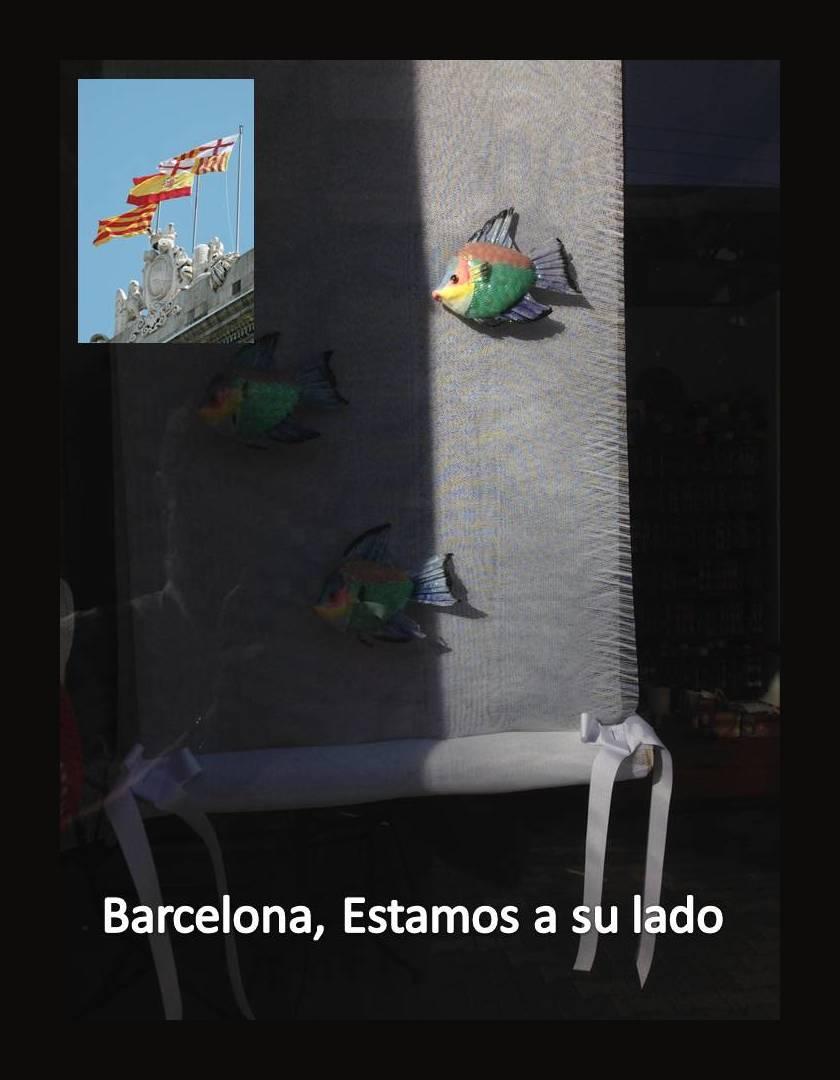 Barcelona, Estamos a su lado