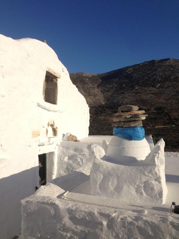 Amorgos for Xmas day