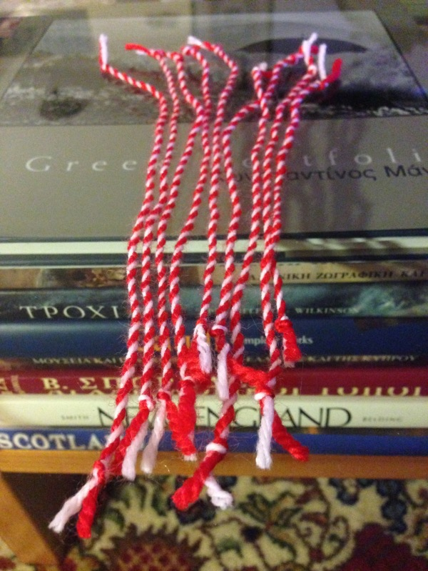 March bracelets