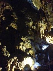 Cave Foros 1, Aladino, Andros, Greece