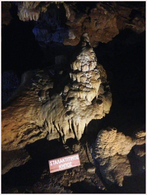 Cave Foros 3, Aladino, Andros, Greece