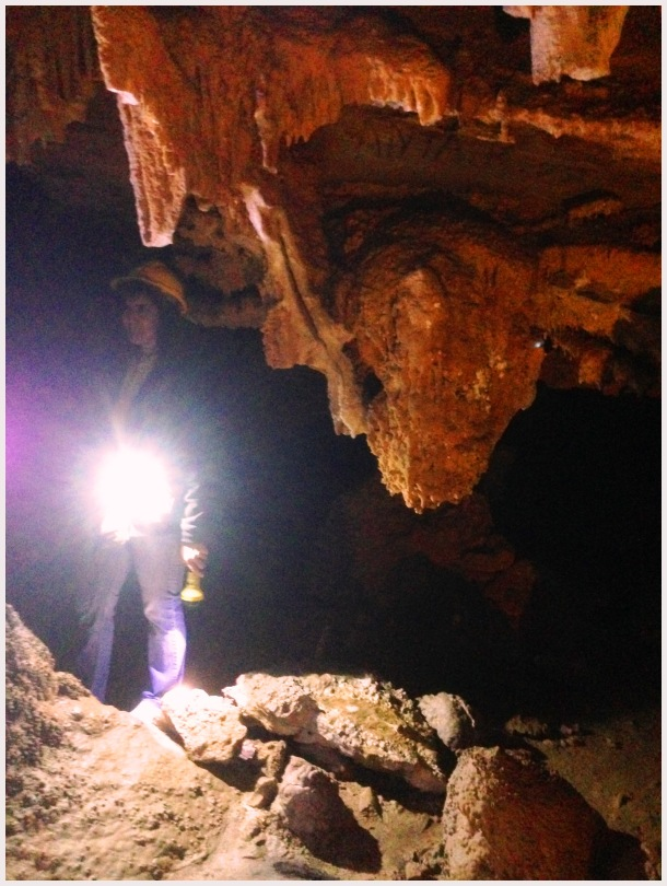 Cave Foros 4, Aladino, Andros, Greece
