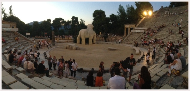 Epidavros summer 2018